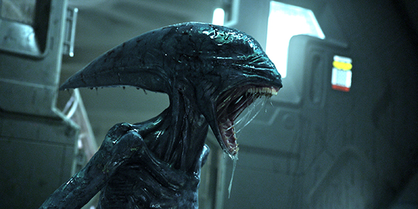 Alien de Prometheus