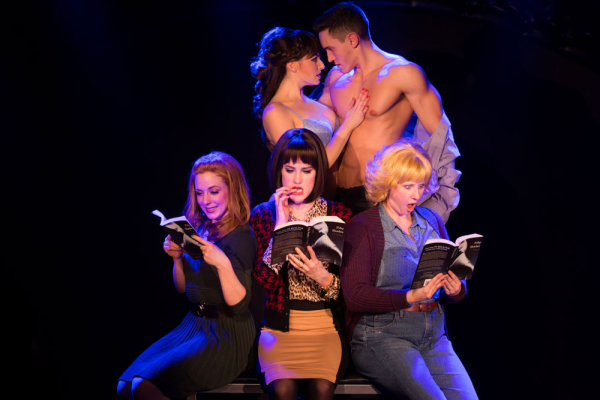 50 shades the musical parody