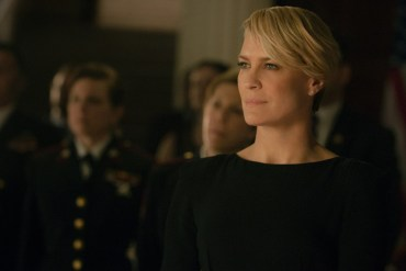 Robin Wright Claire Underwood House of Cards