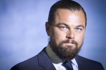 DiCaprio Serial Killer