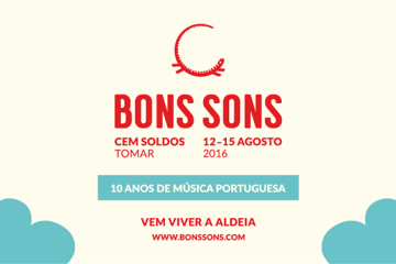Bons Sons 2016