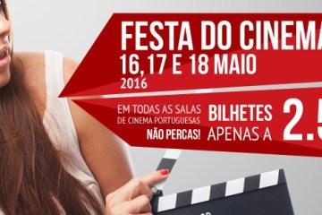 5 Filmes a ver na Festa do Cinema