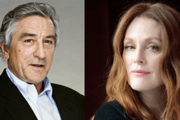 Robert De Niro e Julianne Moore