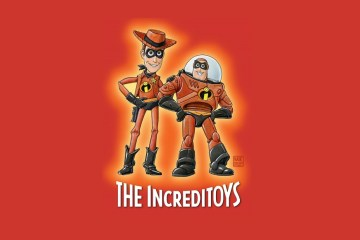 Toy Story 4 e Incredibles