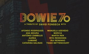 Bowie 70 by David Fonseca