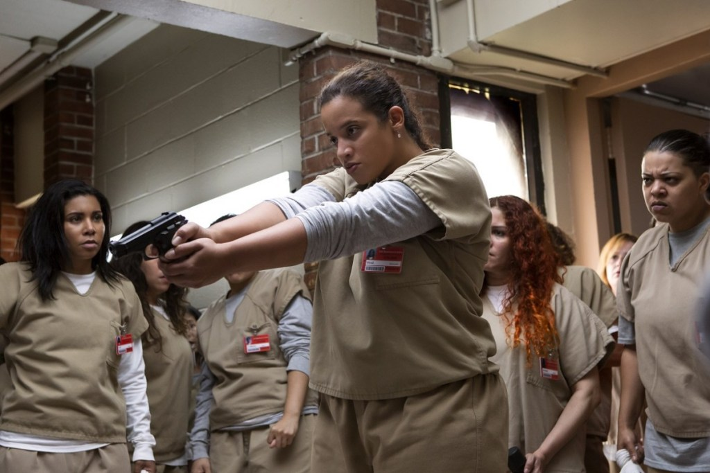 Daya - Orange is The New Black