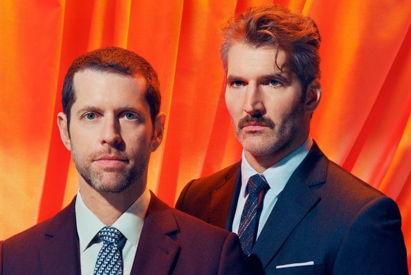 D. B. Weiss and David Benioff (Produtores Executivos) Fonte: Times Magazine