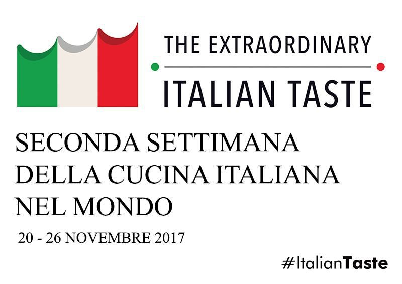 II Semana da Gastronomia Italiana