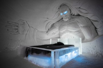 Game of thrones hotel