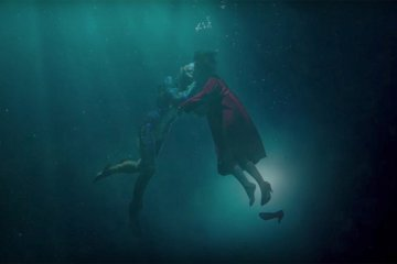The Shape of Water / A Forma da Água