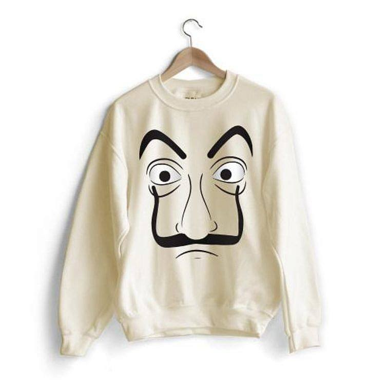 Sweat Salvador Dalí - 24,90€