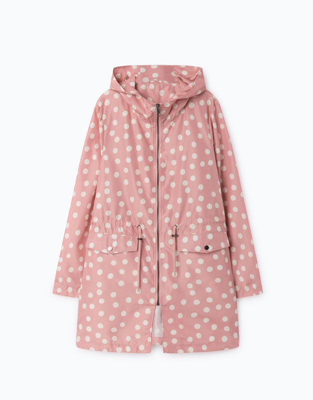 Parka Estampada LEFTIES 16,00 €