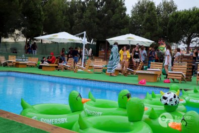 Sommersby Pool Party