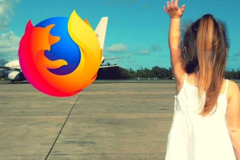firefox descontinuado