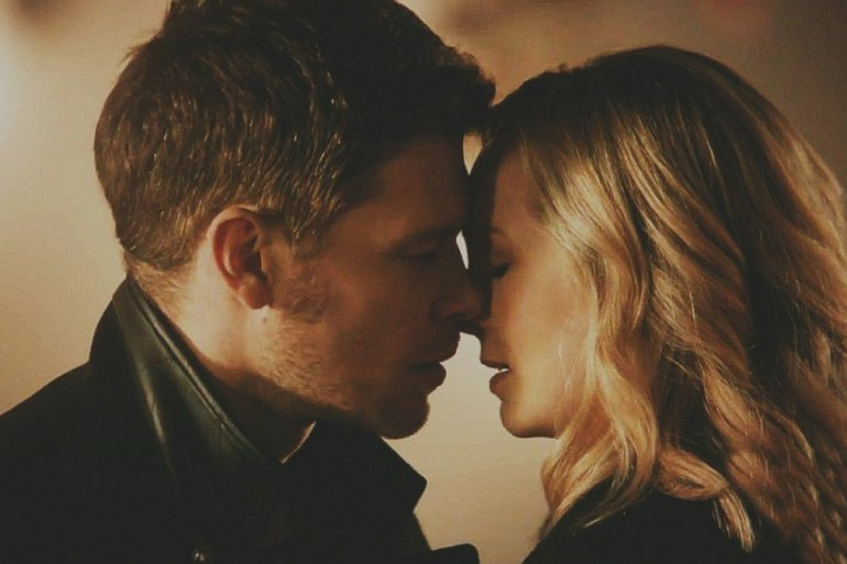 Klaus e Caroline - The Originals