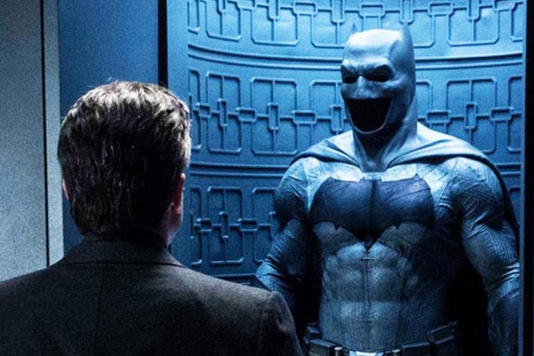 Ben Affleck sai de O Batman