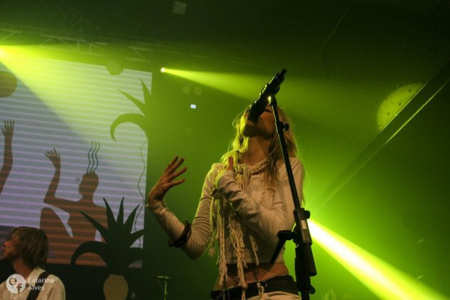 Crystal Fighters @ LAV