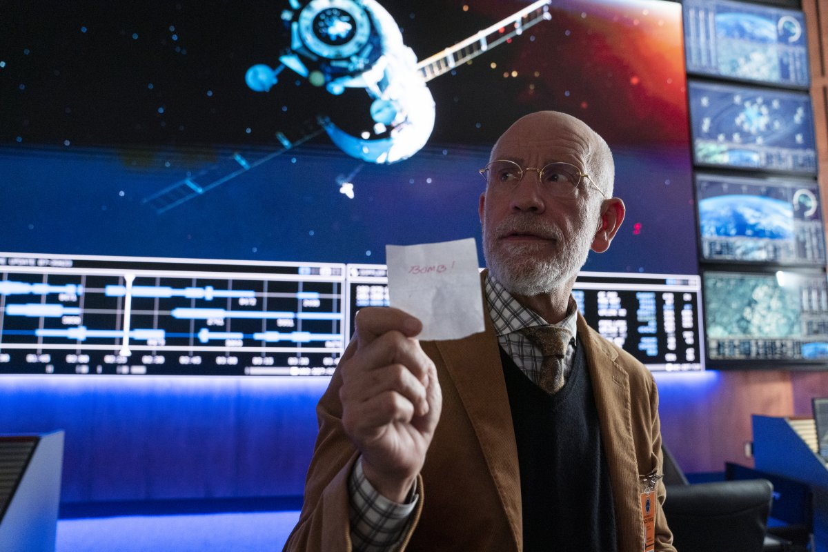 John Malkovich em Space Force