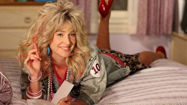 Robin Sparkles em How I Met Your Mother Cobie Smulders