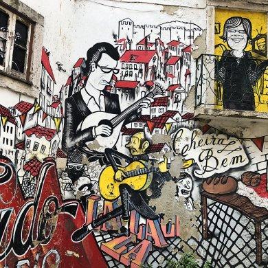 Lisboa arte urbana