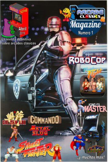 Arcade Classics Magazine 1