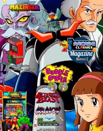 Arcade Classics Magazine 2