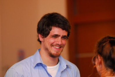 Bastian during the graduation ceremony back in 2012