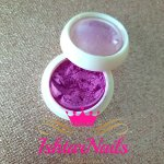 IshtarNails Powder Holo 002 Purple