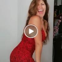 Mi esposa cuando hace twerking por primera vez