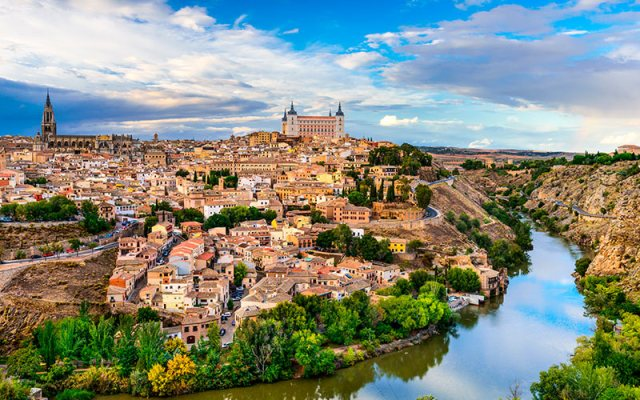 carretera de Toledo