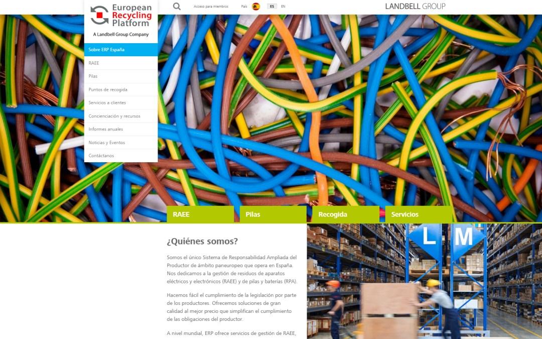Conocer el reciclaje a un click con ERP