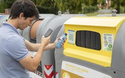Reciclos, premiar por reciclar está en tu móvil