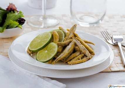 pescaito frito españa