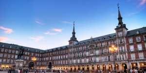 plaza mayor madrid en dos dias