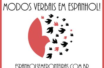 MODOS VERBAIS EM ESPANHOL