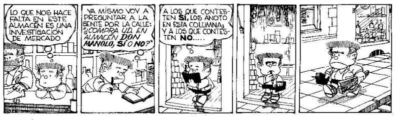 mafalda e manolito espanhol sem fronteiras