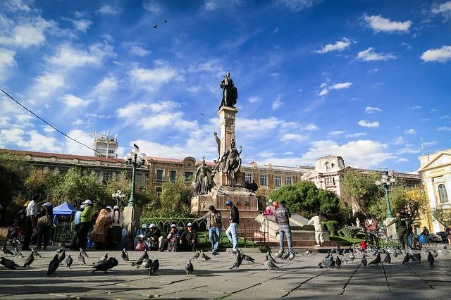 Viajar barato - la paz - bolívia