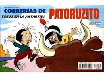 historias em quadrinhos em espanhol - Patoruzito