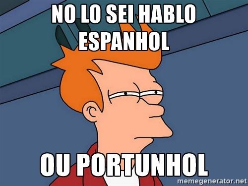 Hablar espanhol