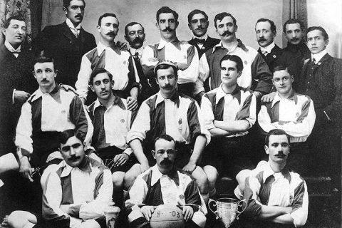Fundadores do Athletic Bilbao