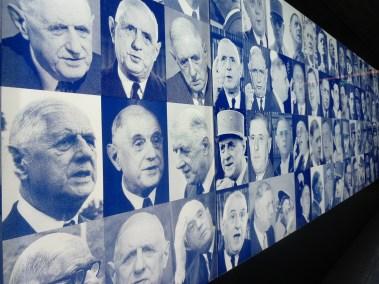 Charles de Gaulle, héroe nacional