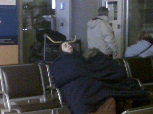 Dormilón con cotonete
