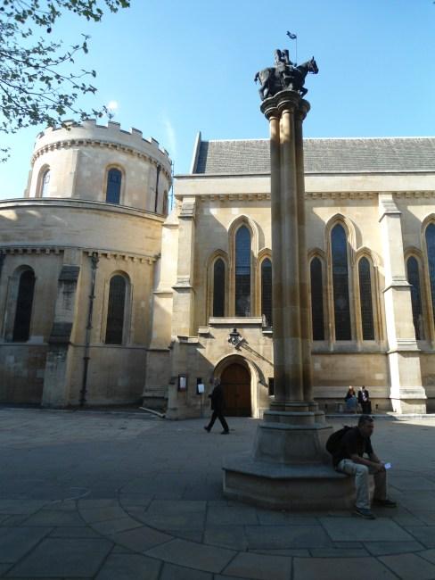 Iglesia de los Templarios