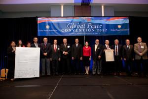 Un Momento Histórico. El lanzamiento oficial de La Misión Presidencial Latinoamericana.