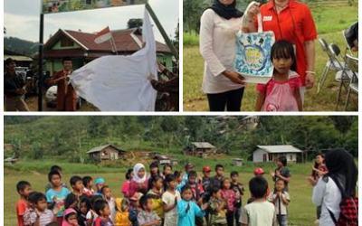 El Proyecto Aldea Alllights Japón lleva Luz y Aprendizaje a las Aldeas en Indonesia