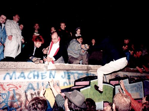 La Revolución Pacífica de Alemania en 1989