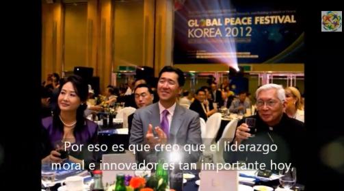 El Dr. Moon hace un llamado a Corea para que forje caminos alternativos hacia el desarrollo
