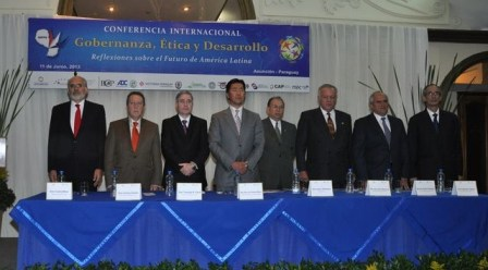 Miembros de la Misión Presidencial Latinoamericana fomentaron la importancia de la ética en el gobierno y el desarrollo