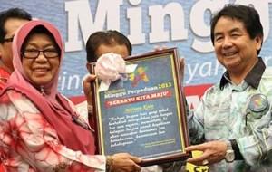 GPF Malasia reconocido con Premio de Paz y Unidad