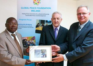 Lanzamiento de Global Peace Foundation-Irlanda